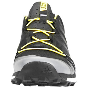 adidas TERREX Agravic Shoes Men dark grey/core black/bright yellow